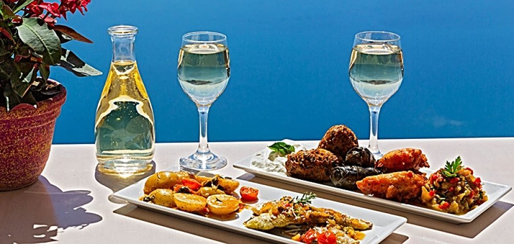 Τα παραδοσιακά πιάτα των ελληνικών νησιών