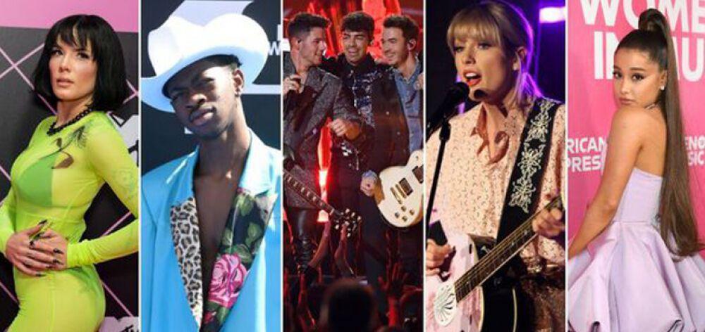 Όλες οι υποψηφιότητες για τα MTV Video Music Awards 2019