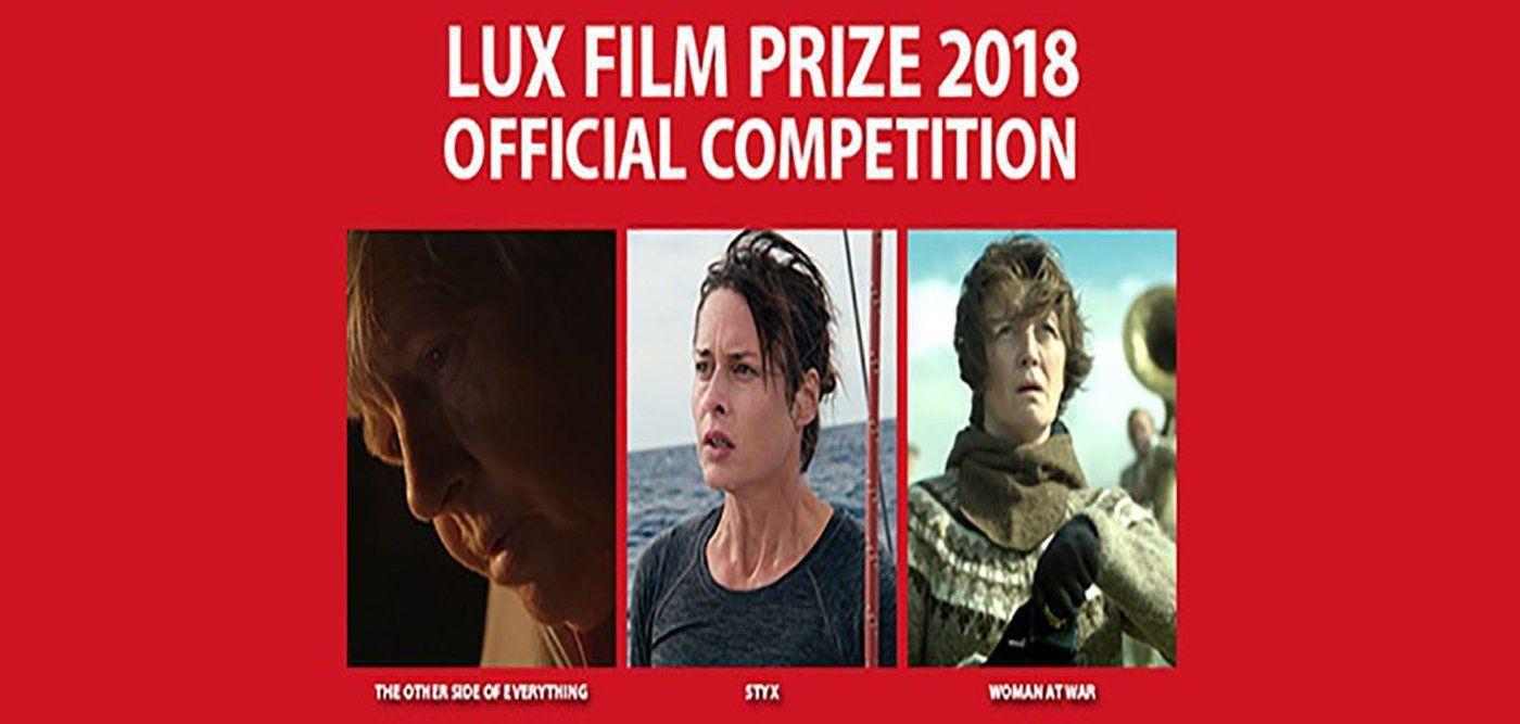 Image result for κινηματογραφικά βραβεια lux 2018