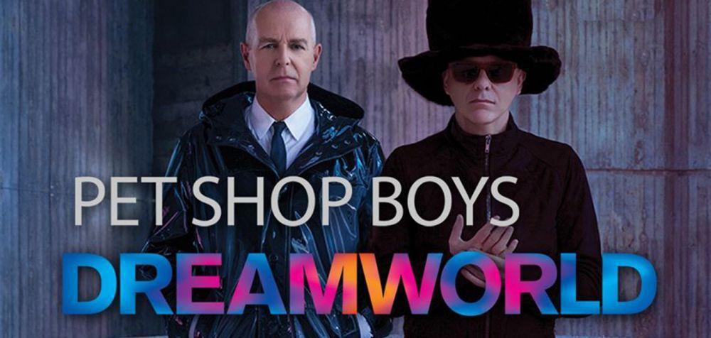 Οι Pet Shop Boys στην Αθήνα!