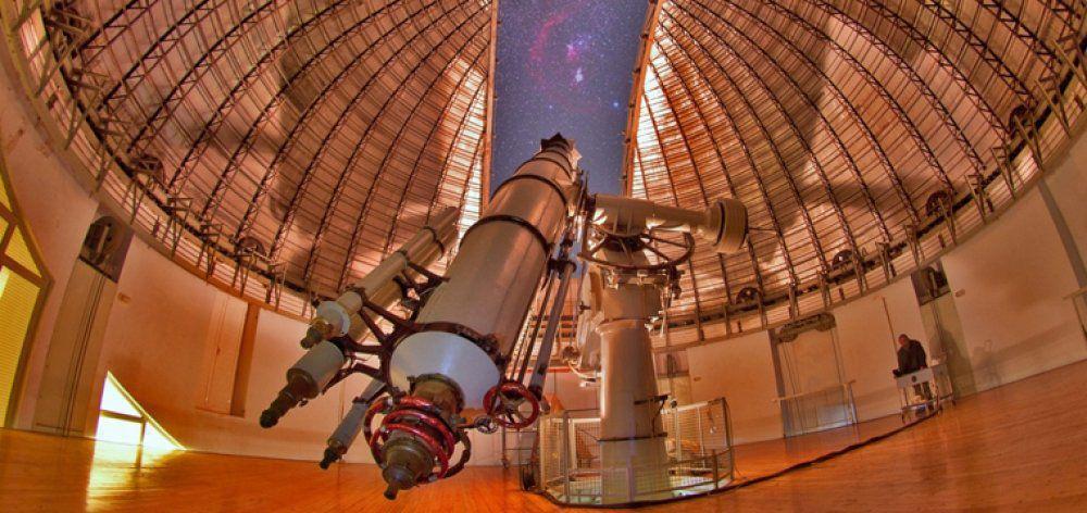 Tαξίδι στο Διάστημα και στον χρόνο στην Πεντέλη