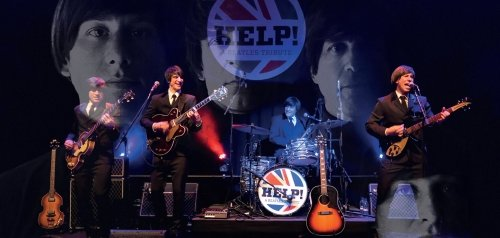 Help! A Beatles Tribute στο Κύτταρο