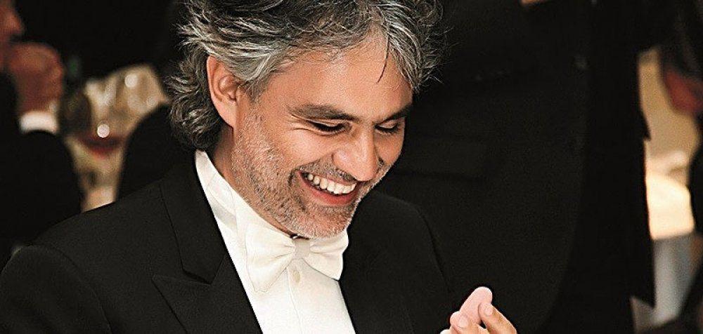 Ο Andrea Bocelli στο Ηρώδειο