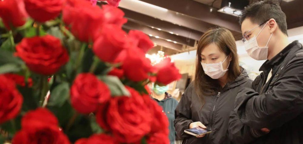 Ο Βαλεντίνος φέτος στην Κίνα είναι σε καραντίνα
