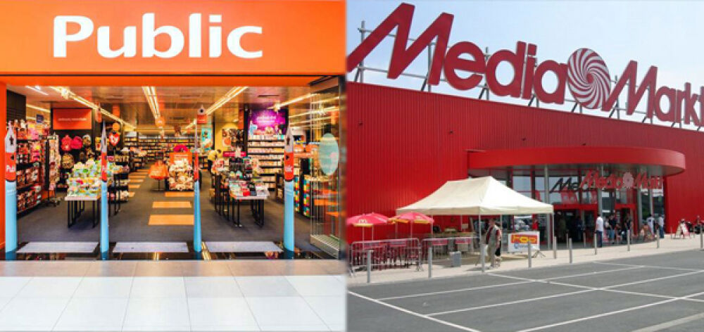 Τα Public εξαγόρασαν τη Media Markt