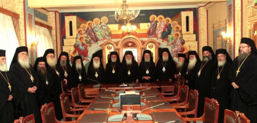 Η Ιερά Σύνοδος λέει στον κόσμο να μεταλαμβάνει άφοβα!