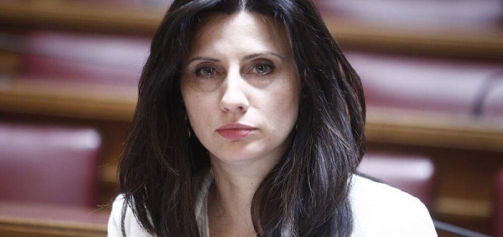 Σάλος για το «Μπάτσοι γουρούνια δολοφόνοι» της βουλευτή του ΣΥΡΙΖΑ