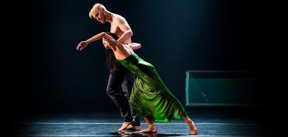 SIREN: Χορός από τον Pontus Lidberg και το Danish Dance Theater
