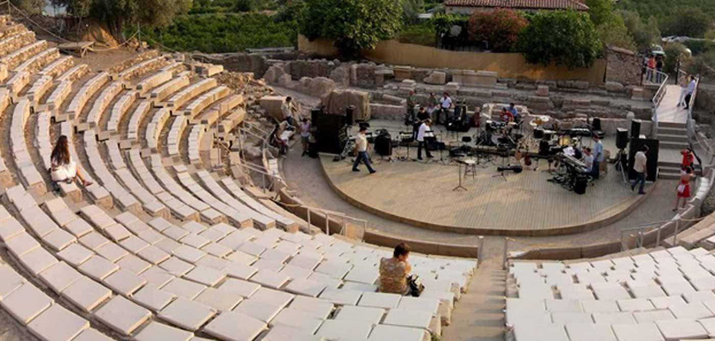Το Μικρό Θέατρο Αρχαίας Επιδαύρου & η ιστορία του