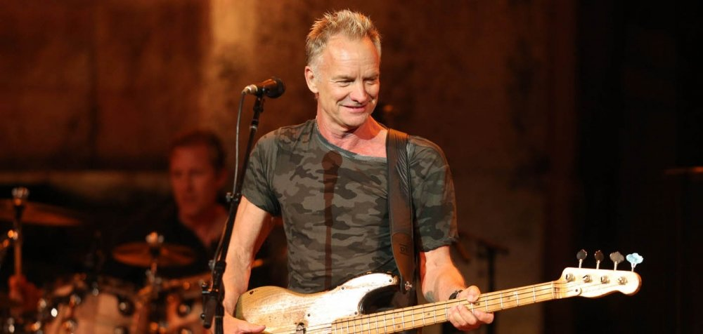 Sting - «My Songs»