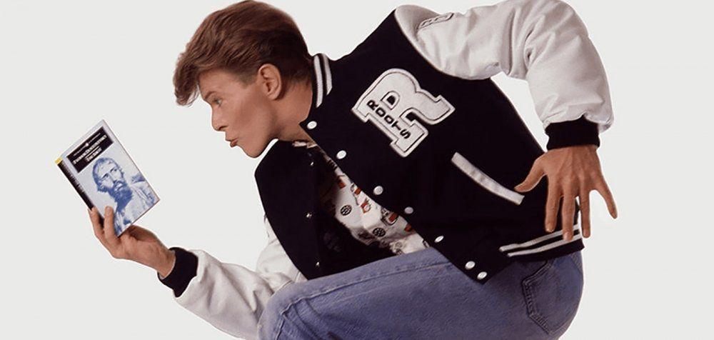 Μαραθώνιος Λογοτεχνίας με τα αγαπημένα βιβλία του David Bowie