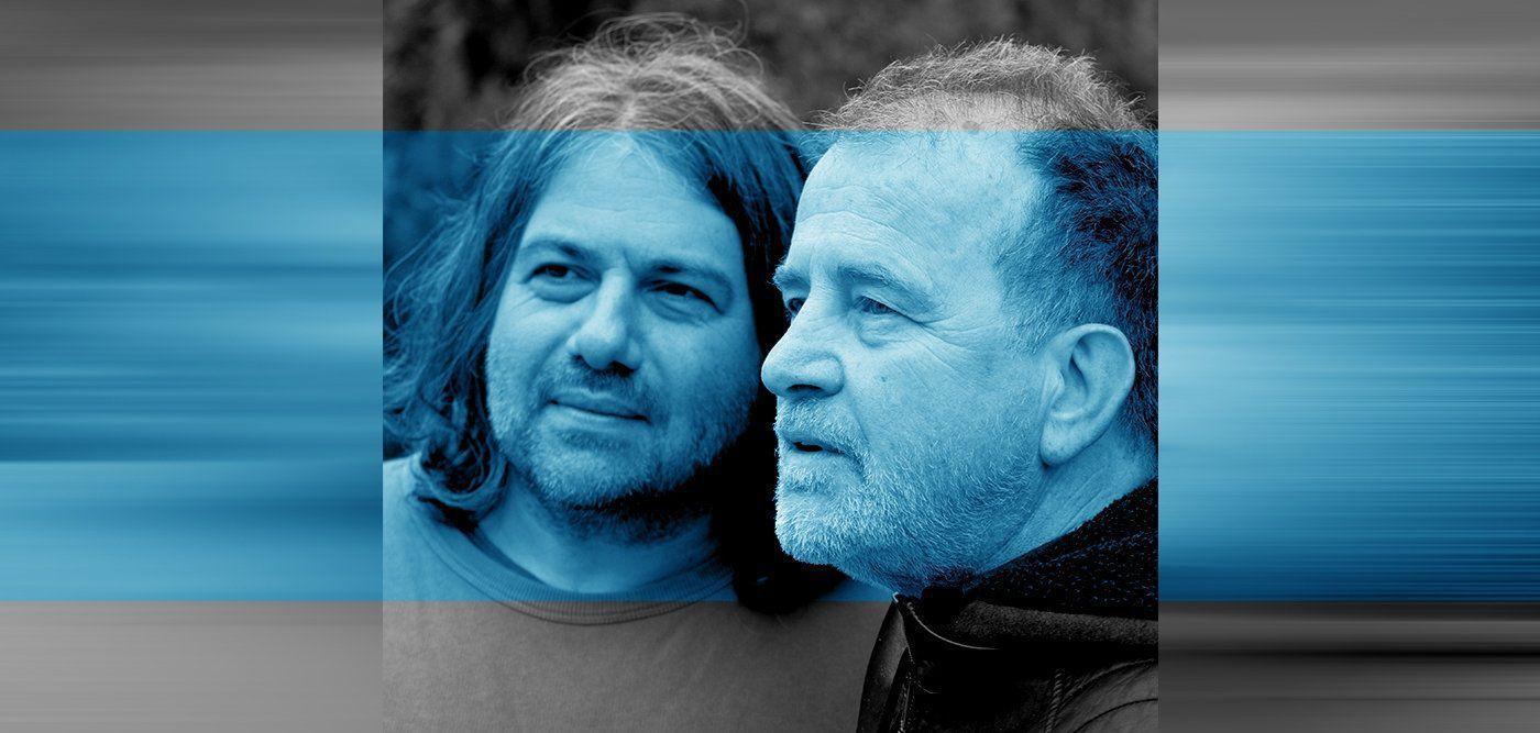 Νίκος Ζιώγαλας & Μάνος Πυροβολάκης: «Παλιοί λογαριασμοί» στο Γυάλινο Up  Stage