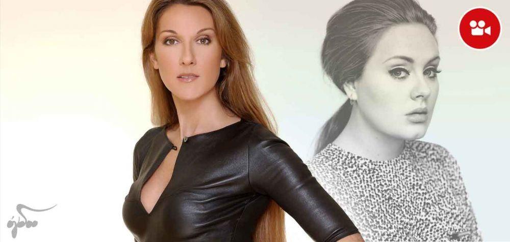 Η Celine Dion τραγουδάει Adele και «χτυπάει» εκατ. views!