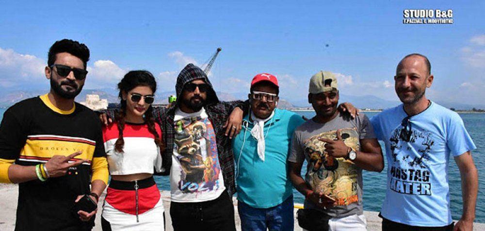 Το Bollywood πήγε Ναύπλιο...