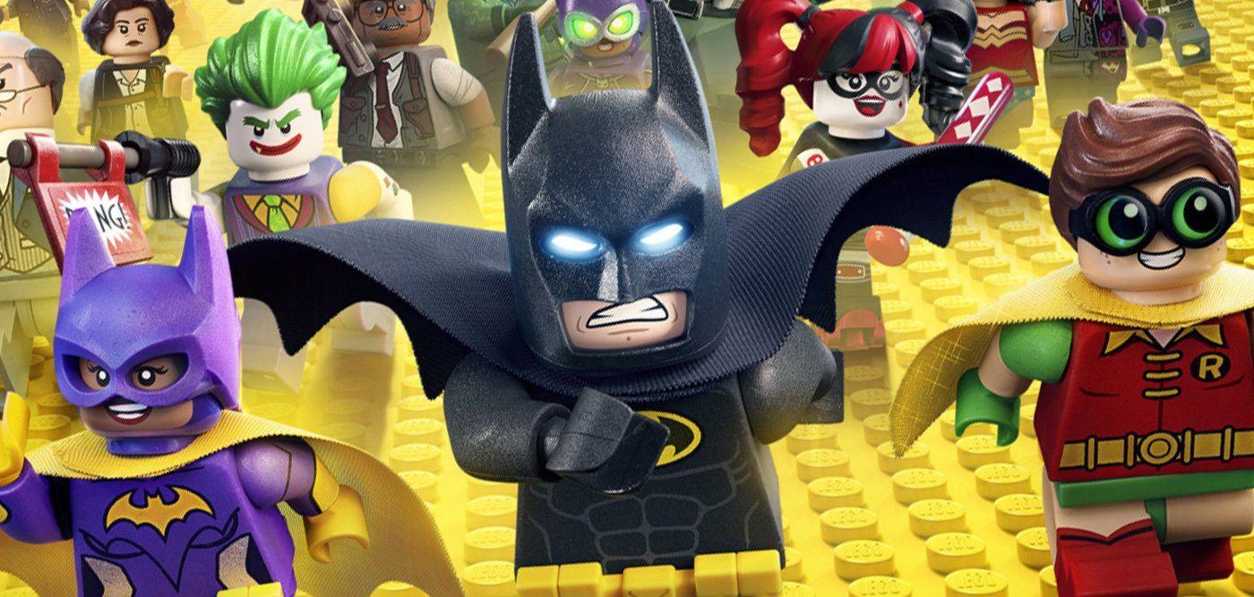83586131be Παπακαλιάτης   Μουρατίδης «πρωταγωνιστούν» στην ταινία LEGO Batman