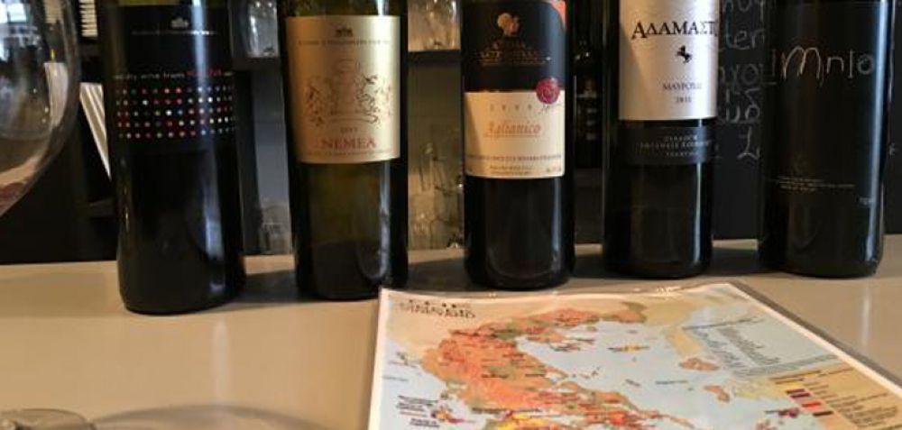 120 οινοποιεία θα λάβουν μέρος στο «50 Great Greek Wines»